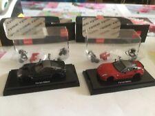 Miniatures Kyosho 1/64 Ferrari Rares 599xx Rouge Et Noire Édition Limitée