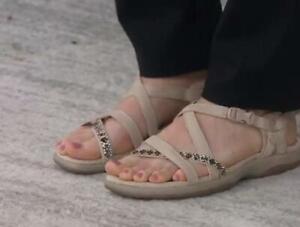 Skechers Adjustable Slingback Sandals - Reggae $51 TINI {&}
