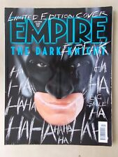 EMPIRE FILM MAGAZINE No 229 JULY 2008 THE DARK KNIGHT LIMITED EDITION COVER