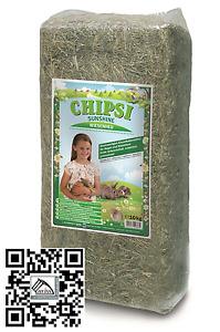 CHIPSI - SUNSHINE Wiesenheu 10 kg