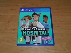 Two point hospital Game for Sony PS4 Playstation 4