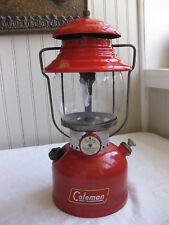 Vintage Coleman 200A  Single Mantel Lantern 1-61