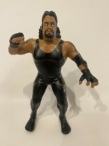 Custom LJN Undertaker Vintage WWE WWF Wrestling Figure