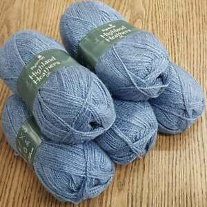 5 X 100g Stylecraft HIGHLAND HEATHERS DK Premium Acrylic Yarn Knitting Cairn