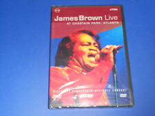 James Brown live at Chastain Park -  DVD SIGILLATO