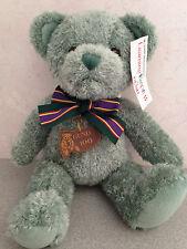 Gund Bears-- 100 Year Green Teddy Bear-- Riley #40055--NWT