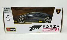 Burago 2016 Forza Horizon 3 Lamborghini Centenario 1:43 Scale DieCast Car NIP