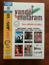 VANDE MATARAM (6 MOVIE DVD GIFT PACK) Hindi Movies All Region English Subtitles