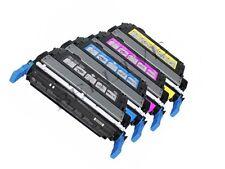 KIT 4 Toner Compatibile per HP 643A ColorLaserJet 4700 Q5950A - Q5953A