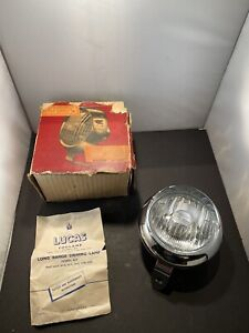 Lucas Vintage NOS Foglight MG, Jaguar, Austin Healey