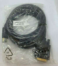 10 ft DisplayPort to DVI Video Adapter Converter Cable - M/M