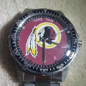 Washington Redskins Men's Watch by Game Time NEW