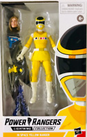 Mighty Morphin Power Rangers Lightning Collection  In Space  - Yellow Ranger