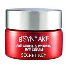 [Secret Key]  Syn Ake Anti Wrinkle & Whitening Eye Cream 15g