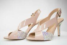 Michael Kors Becky Beige Womens Shoes Size 8.5 M Heels