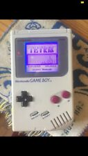 Nintendo GameBoy DMG con Backlight + BIVERT + Pantalla Cristal