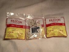 3 x Falcon Pipe Dry Rings - Suitable for all Falcon Pipes 75 Dry Rings in Total