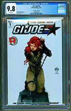 GI Joe #1 (2016 IDW Comics) Paul Pope Variant CGC 9.8