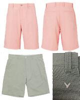 Callaway Haward Tech Texture Stripe Golf Shorts - RRP£50 - ALL SIZES