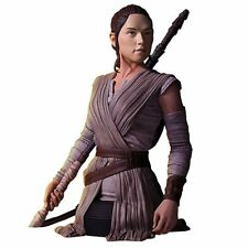Star Wars The Force Awakens Rey Mini Bust 1:6 Statue Polyresin