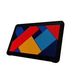 """Laser Mid-1085 10"""" Tablet Folio Flip Case - Black"""