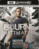 The Bourne Ultimatum 4K Ultra HD Nuovo 4K UHD (8309766)