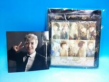 CD+pouch+LeeTeuk PhotoCard SUPER JUNIOR JAPAN Sexy Free Singles E.L.F Limited