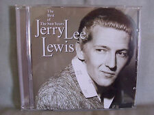 Jerry Lee Lewis- The Best of the SUN Years- REPERTOIRE 2005 NEU