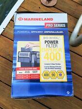 New listing Marineland Emp 00006000 eror 400 Bio-Wheel Power Filter 3 stage filtration 90 Gallon Tank