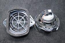Original 1x Paire Kit Audi A6 4F Bose Haut-Parleur 4F9035411 Surround / Dw