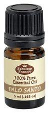 Palo Santo 5ml Pure Essential Oil BUY 3 GET1 by Fabulous Frannie