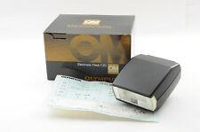 [Excellent+++] Olympus Electronic Flash T20 Shoe Mount Xenon Flash w/ Box