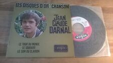 "7"" Chanson Jean Claude Darnal - Les Disques D'Or (3 Song) DISQUES VOGUE"