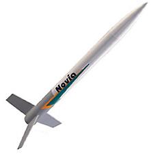 FLYING MODEL ROCKET KIT - Quest Novia Single Value Pack Kit - Skill Level 1-1006