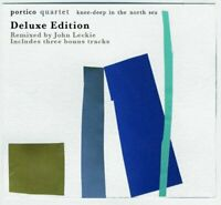 Portico Quartet - Knee-Deep in the North Sea [CD]