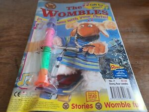 THE WOMBLES NO7, 1999, WITH GIFT