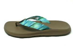 Chaco Mens Perrin James FlipFlop (Jobfish, Sz 9) Ret $85,HUGE Sale, Free Ship!
