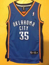 KEVIN DURANT OKLAHOMA CITY THUNDER ADIDAS JERSEY 52 AUTHENTIC