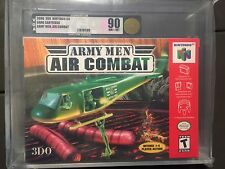 Army Men: Air Combat (Nintendo 64, 2000) Graded VGA 90