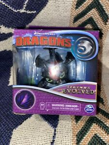 New Dreamworks How to Train Your Dragon Legends Evolved TOOTHLESS Mini Figure