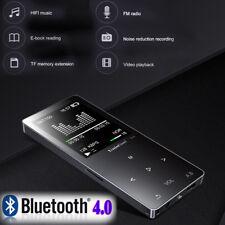 Bluetooth4.0 8GB-128GB 1.8''LCD Sport MP3/MP4 Player Verlustfreie Musik FM Radio