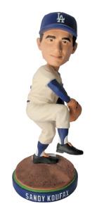 Sandy Koufax Los Angeles Dodgers SGA - 06/27/13 Bobblehead MLB