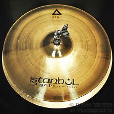 "Istanbul Agop Xist Brilliant Hi Hat Cymbals 15"" - Video Demo"