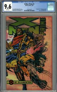 X-Men Prime #1 CGC 9.6 NM+ 1st Appearance of Marrow As An Adult WHITE PAGES