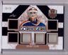 GRANT FUHR 17/18 Leaf Masked Men Goalie Gear 6X Patch Jersey  #13/15 SP Card