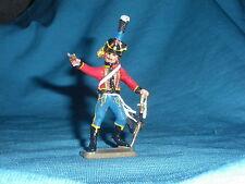 480A Starlux Atlas Figurine Lead Empire Dragon Officer 1/32 Napoleon