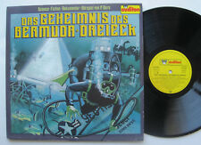 LP P. Bars – Das Geheimnis Des Bermuda Dreieck - VG++ Auditon