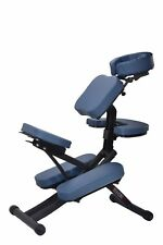 Master Massage Rio Portable Massage Chair - Agate Blue