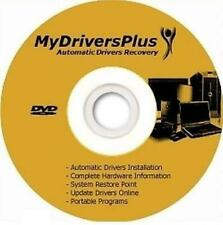 AUTOMATIC Windows XP Drivers Recovery Restore Resource Utilities 10/7/XP/Vista C