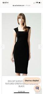 sacha drake 14 Black Dress